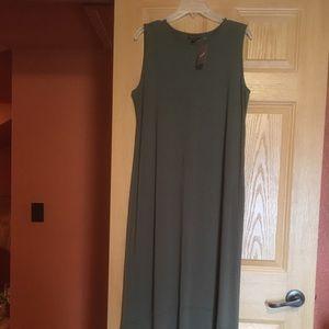NEW J Jill maxi dress Medium tall